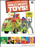 Mego 8-inch Super-Heroes Worlds Greatest Toys!