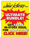 Jack Kirby Collector Ultimate Bundle